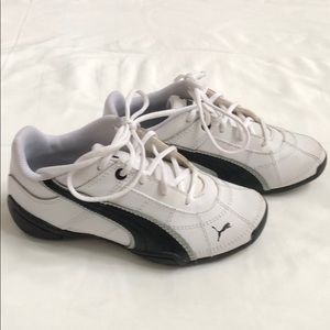 Puma Kinder Fit Sneakers Toddler Boys size 11